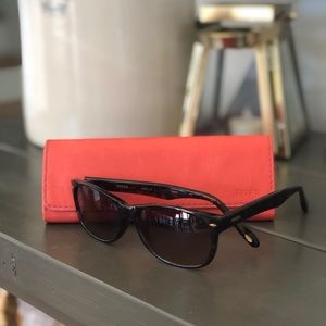 Fossil Sunglasses and Case